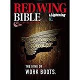 RED WING BIBLE 2016年発売号 小さい表紙画像