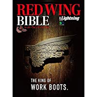 RED WING BIBLE 表紙画像