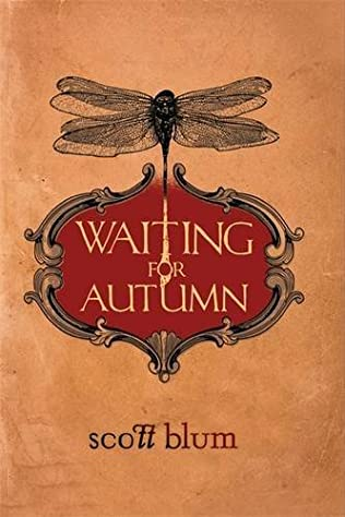 book cover of Waiting for Autumn