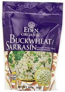 Eden Foods Organic Buckwheat, 454 gm