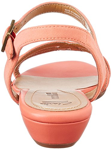 Bianca Rosa Elegant Sandalen Modern Crown In Damen Clarks Veloursleder 8tpwPxn