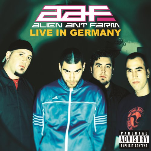 Live In Germany [Explicit]
