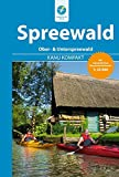 Kanu Kompakt Spreewald: mit topografischen Wasserwanderkarten 1:25.000