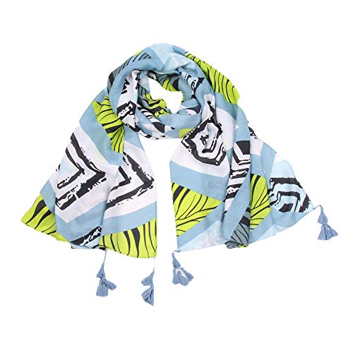 - HYIRI Multipurpose Shawl Scarf,Women Sleeve Stripe Print Scarf Fashion Retro Female