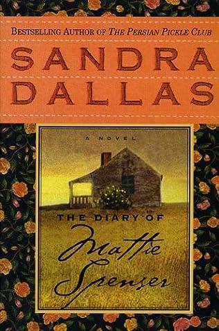 book cover of The Diary of Mattie Spenser