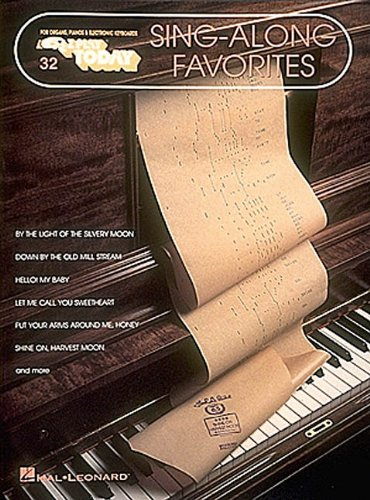 Singalong Favorites: E-Z Play Today Volume 32 (Down By The Old Mill Stream Sheet Music)