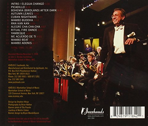 Tito Puente Masterworks Live by Jazzheads, Inc. (Image #1)