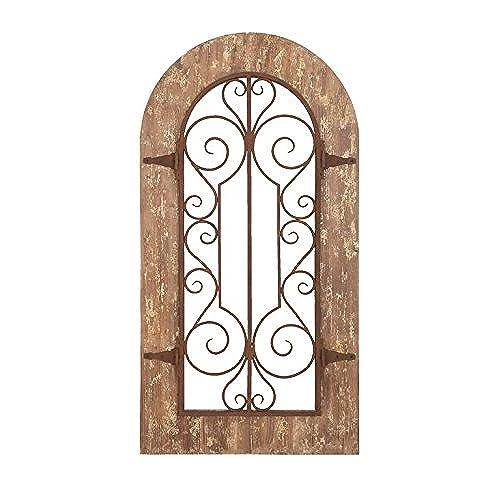 Fantastic Wood and Metal Wall Art: Amazon.com HP42