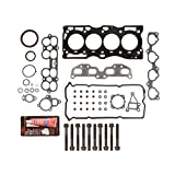 #7: Evergreen FSHB3032 Full Gasket Set Head Bolt
