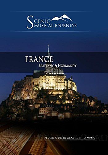 Price comparison product image Naxos Scenic Musical Journeys France Brittany & Normandy