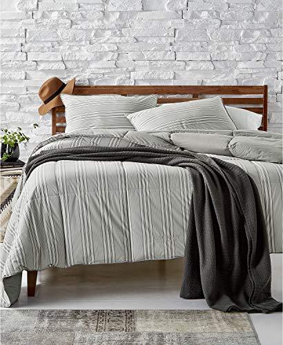 (Lauren Ralph Lauren Reversible Yarn-Dyed Down Alternative Comforters (Graphton, Queen/Full))