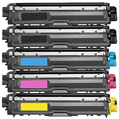SuppliesOutlet Brother TN221/TN225 Toner Cartridge Color Set - CMYK - Compatible - For HL-3140CW, HL-3170CDW, MFC-9130CW, MFC-9330CDW, MFC-9340CDW from SuppliesOutlet