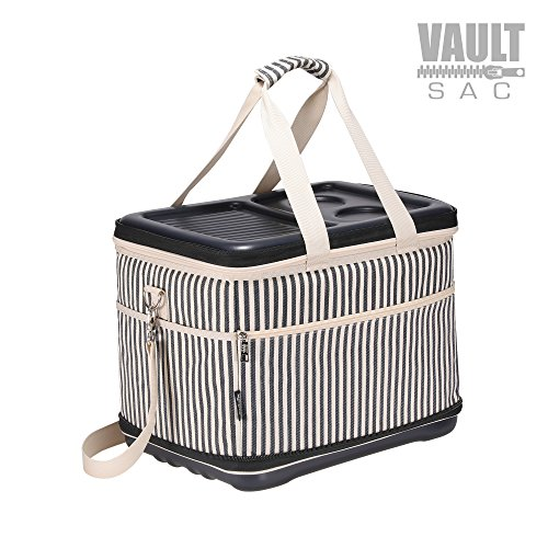 rolling insulated tote - 5