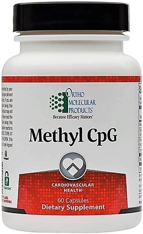 Ortho Molecular – Methyl CPG – 60 Capsules