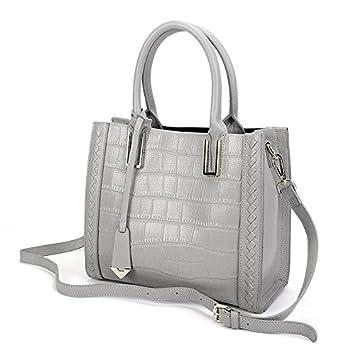 27605554bb KISS LADY 2016 été cuir sac à main crocodile modèle clignote la première  couche cuir sac