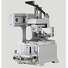 SY-150-100 Desktop Manual Pad Printer Move Ink Printer Round pad printing machine (without plate printing area:80130 mm )