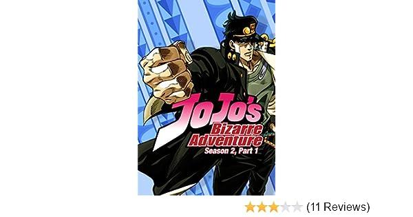 Amazon com: Watch Jojo's Bizarre Adventure: Season 2 Part 1 | Prime