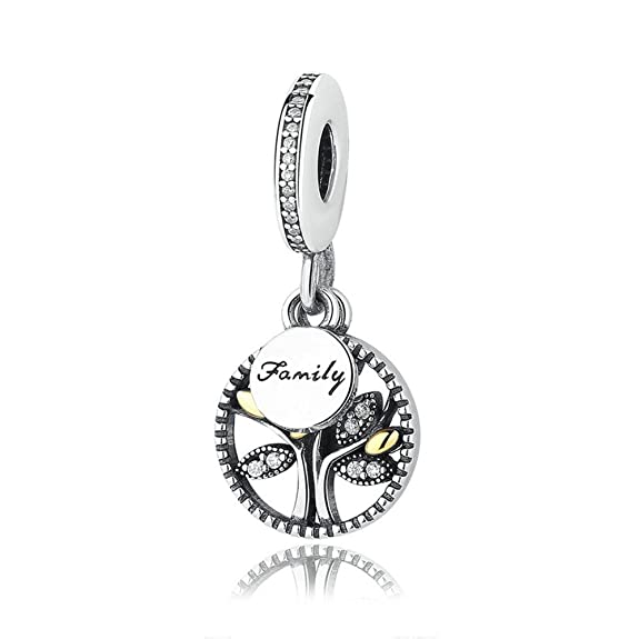 PANDORA Family Heritage Dangle Charm 925 Sterling Silver Charms
