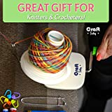 Yarn Winder by Craft Destiny - Easy to Set Up and