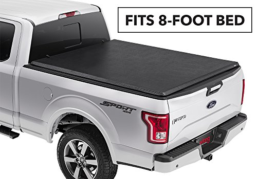 (Extang 50488 Express Roll-up Tonneau Cover - fits Super Duty Long Bed (8 ft) 2017)