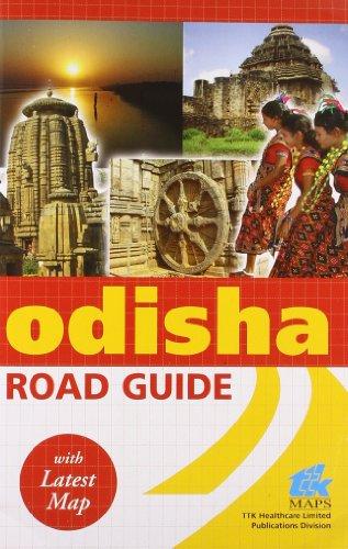 Odisha Road Guide (TTK discover India series)