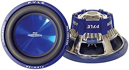 Pyle PLBW84 Blue Wave 8-Inch 600-Watt High-Powered Subwoofer ... on