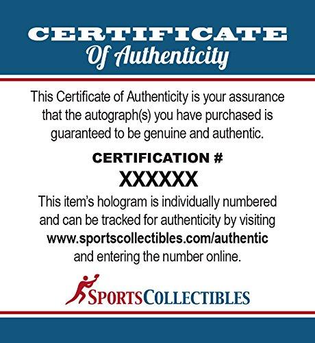 Chris Spielman Detroit Lions Autographed Signed 8x10 Photo Certified Authentic