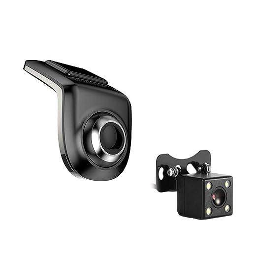 HLKYB Tanto 1080P FHD Delantera y Trasera de Doble Lente de la ...