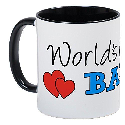 Used, CafePress - Worlds Greatest Baba Mug - Unique Coffee for sale  Delivered anywhere in Canada