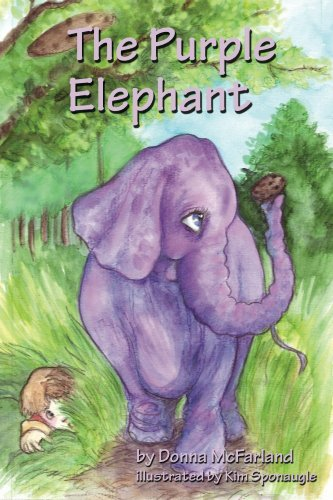 The Purple Elephant Series Book 1 By McFarland Donna