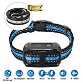Best Anti Bark Collars - GLOUE [Upgraded 2019] Dog Anti Bark Collar Smart Review