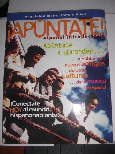Apuntate (espanol introductorio)