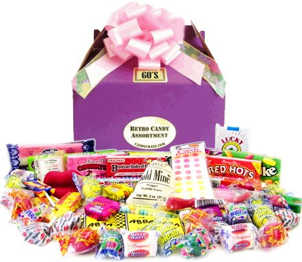 1960's Spring Time Memory Gift Box