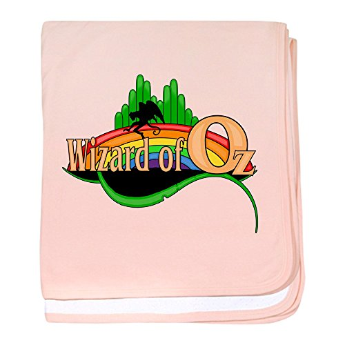 Wizard Of Oz Blankets - CafePress The Wizard Of Oz - Baby Blanket, Super Soft Newborn Swaddle