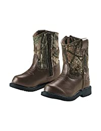 Legendary Whitetails Toddler Boys Lil Dustin Cowboy Boots
