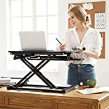 FLEXISPOT Standing Desk Converter 28 Inches Stand