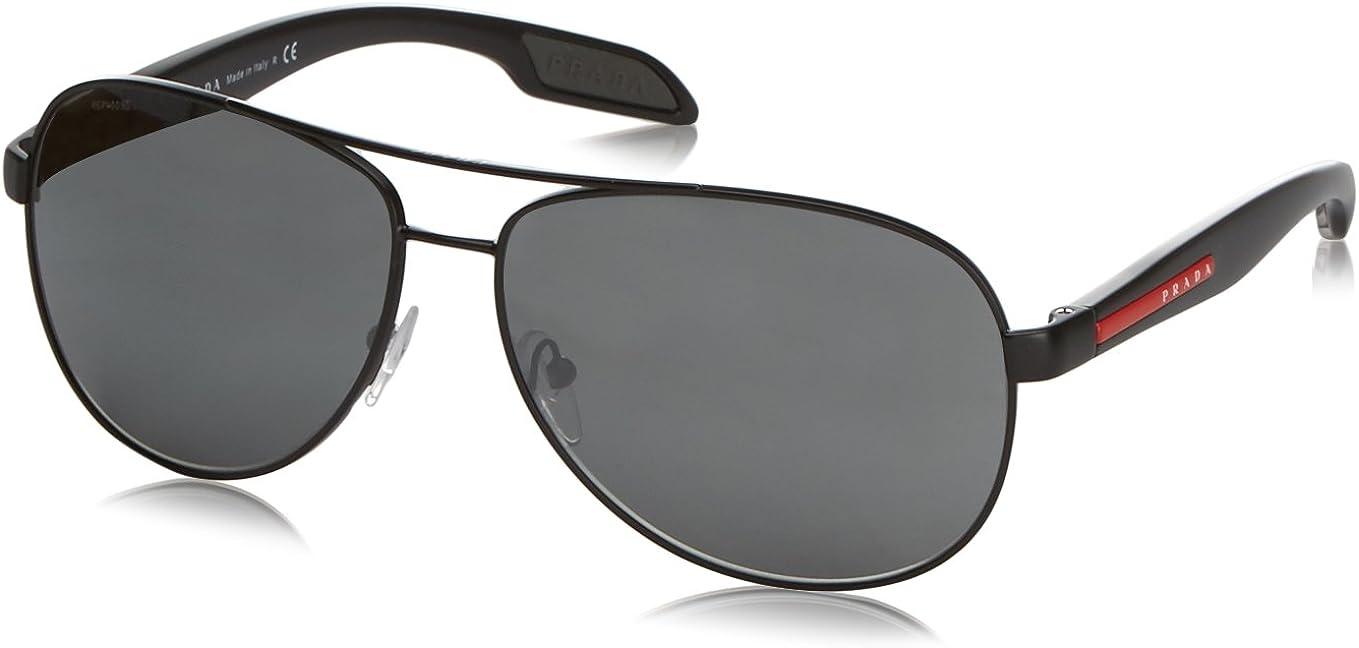 Prada Linea Rossa Men's PS 53PS Sunglasses