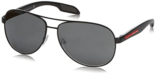 Prada Sport 53PS Americas Cup Aviator Sunglasses