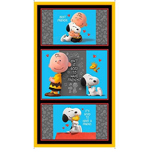 Good Friends~Peanuts Panel 24