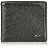 BOSS Hugo Boss Men's Twin 4 Credit Card Pocket Coin Wallet