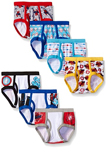 Ultimate Spiderman Toddler Assorted Underwear