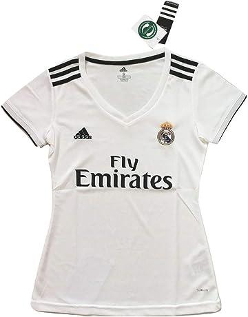 dcdbcac6b Simeonka-Hrisy Women s 2018-2019 Real Madrid Home Soccer Jersey White