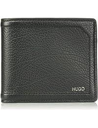 Amazon hugo boss wallets card cases money organizers boss hugo boss mens twin 4 credit card pocket coin wallet colourmoves