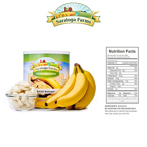 BASIC Year Supply of Freeze-Dried Fruit by Saratoga Farms (Image #1)