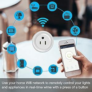 Smart Plug Mini Outlet
