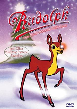 amazon com rudolph the red nosed reindeer and other christmas