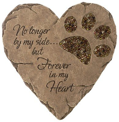 Carson - BEADWORK GARDEN STEPPING STONE - PET - In Pennsylvania Mall Outlet