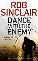 DANCE WITH THE ENEMY a gripping thriller full of suspense and twists (Enemy series Book 1)