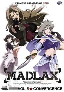Madlax: V.5 Convergence (ep.17-20)