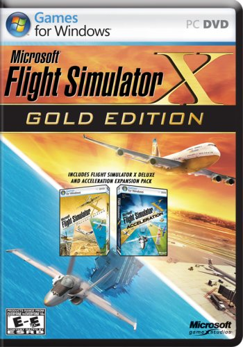 flight-simulator-x-gold